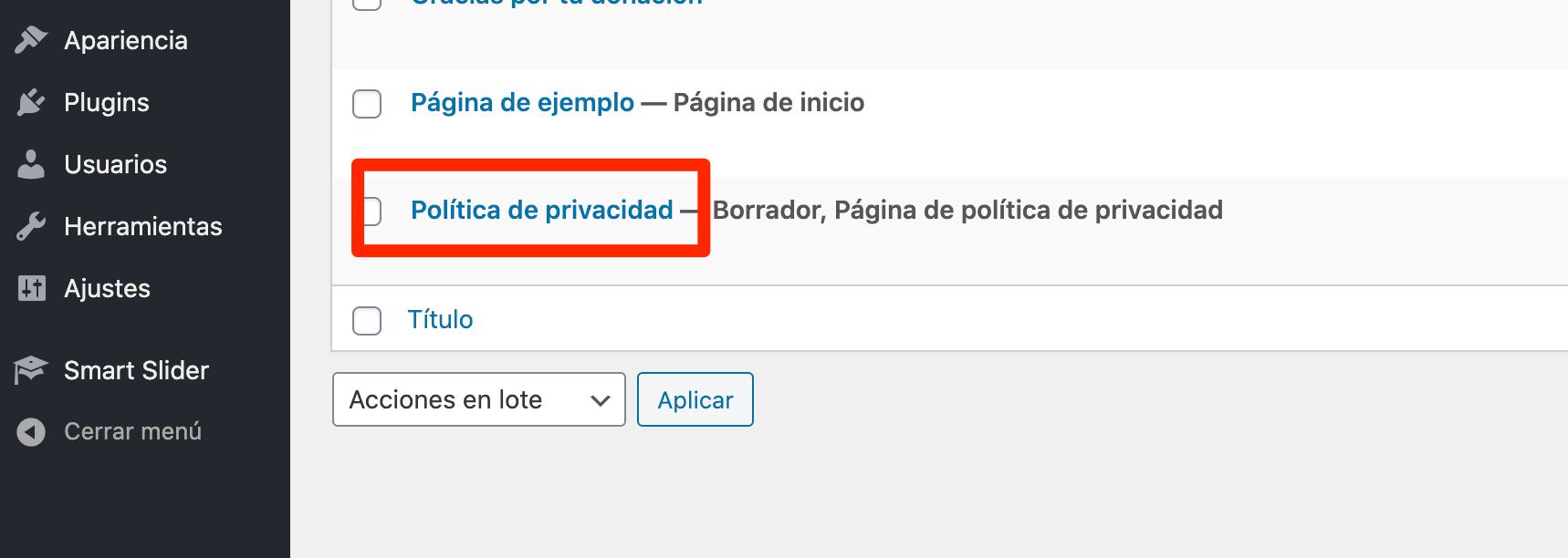 default-page