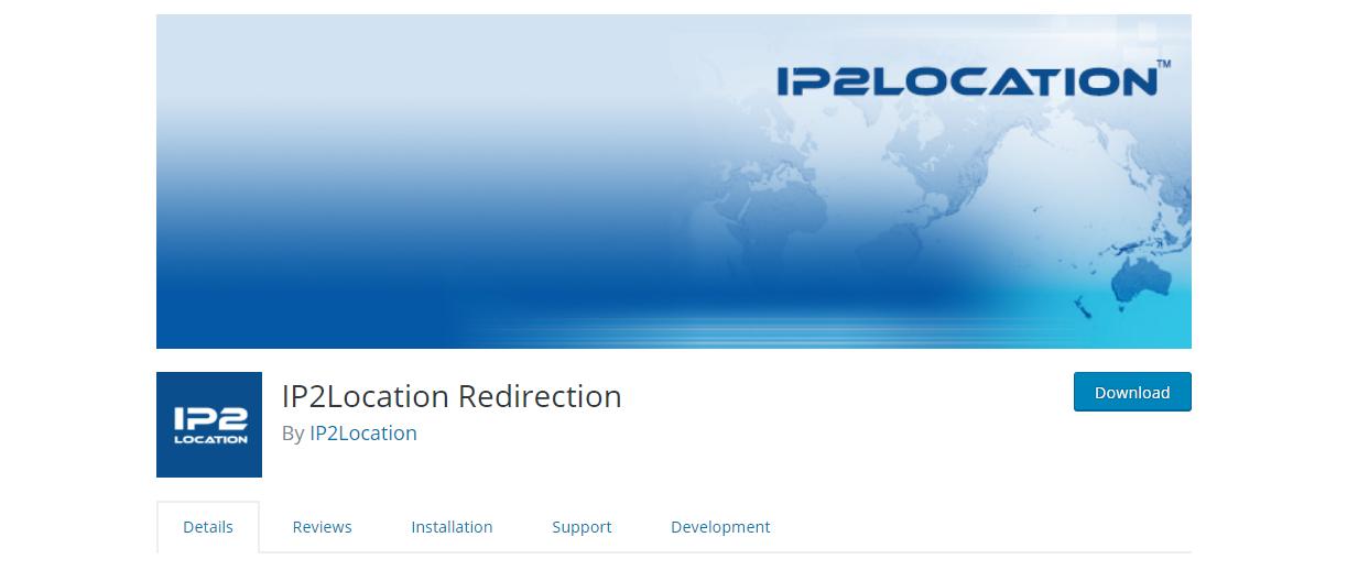 wordpress-geo-redirect-ip2location