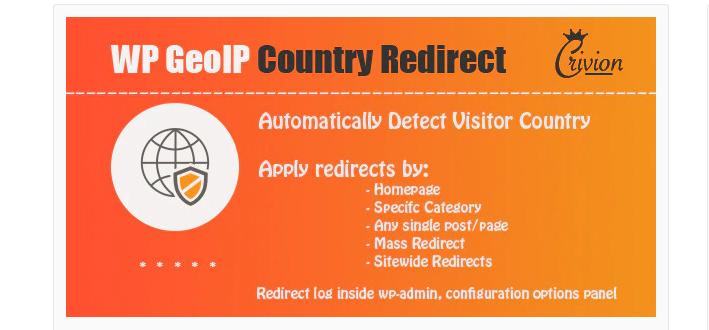 wordpress--geo-ip-country-redirect