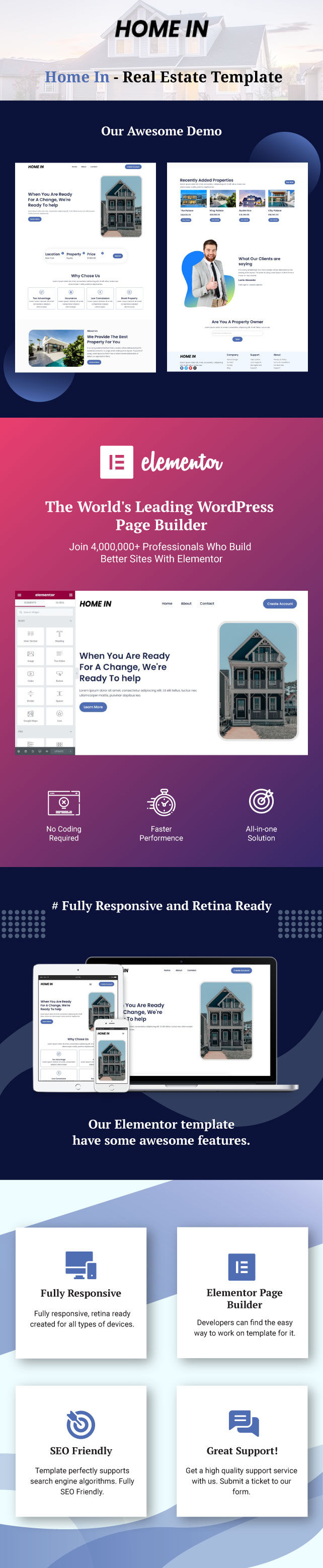 Home-in-real-estate-template