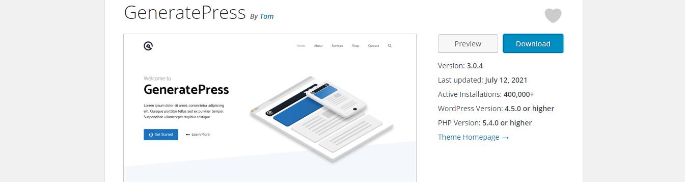 generatepress-elementor-theme