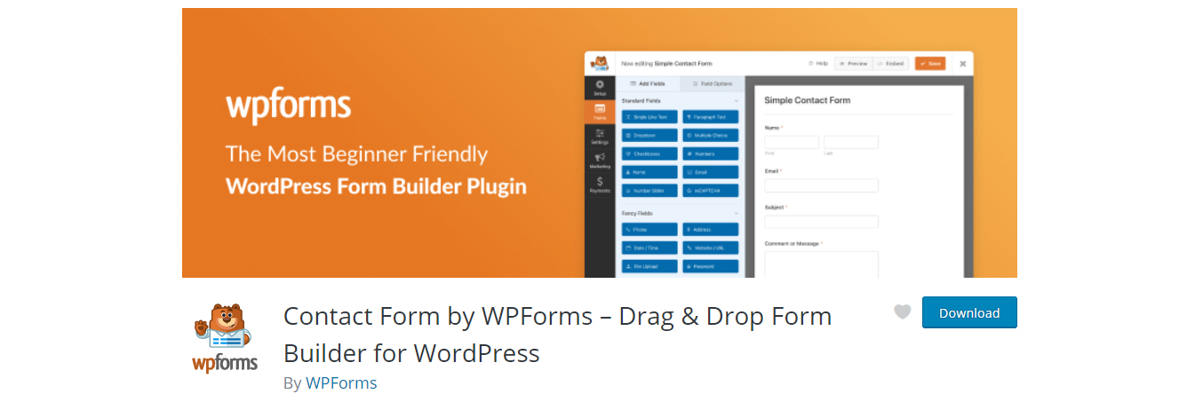 wordpress-contact-forms